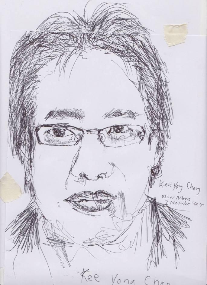 Kee Yong Portrait