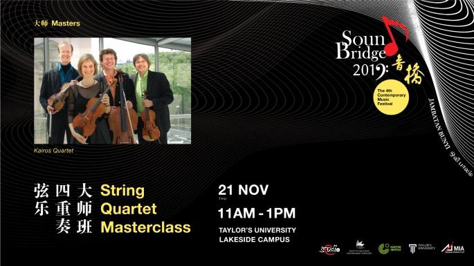 FB_Masterclass cover_Kairos Quartet